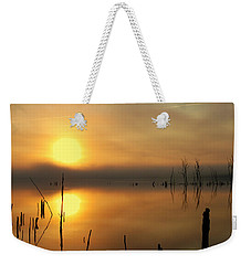 Calm At Dawn Weekender Tote Bag