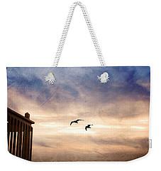 Calm Weekender Tote Bag