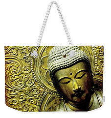 Weekender Tote Bag featuring the photograph Calm by Bradley R Youngberg