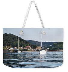 Calm Sea 2 Weekender Tote Bag