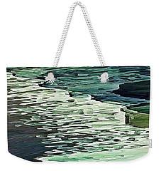 Calm Shores Weekender Tote Bag