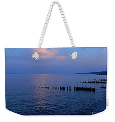 Calming Seas Weekender Tote Bag