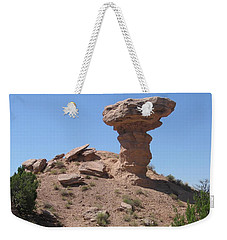 Weekender Tote Bag featuring the photograph Camel Rock - Natural Rock Formation by Dora Sofia Caputo Photographic Art and Design