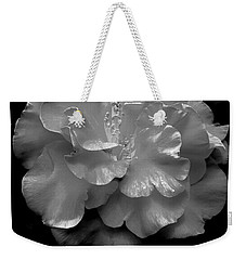 Camelia Weekender Tote Bag by Charlotte Schafer