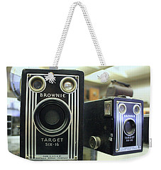 Camera Heritage Museum Weekender Tote Bag