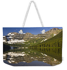 Cameron Lake Weekender Tote Bag by Dee Cresswell