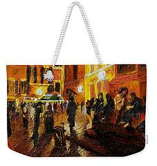 Campo Di Fiori- Italy Weekender Tote Bag