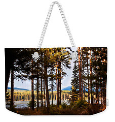 Campsite Dreams Weekender Tote Bag