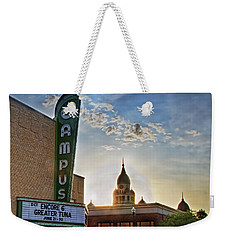 Campus At Sunrise Weekender Tote Bag