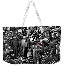 Can 'o' Worms Weekender Tote Bag