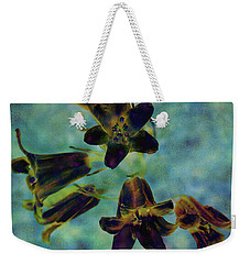 Weekender Tote Bag featuring the photograph Can You Hear The Bells Ringing by Patricia Griffin Brett