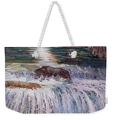 Canada Cascade Weekender Tote Bag