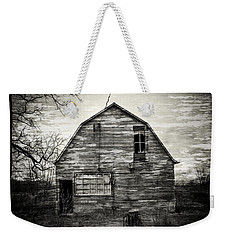 Canadian Barn Weekender Tote Bag