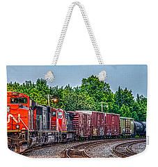 Canadian National Weekender Tote Bag