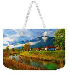 Canal 1 Weekender Tote Bag