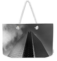 Canary Wharf London 3 Weekender Tote Bag