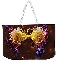 Cancer Cell Division Weekender Tote Bag