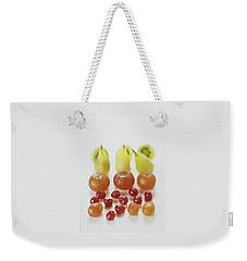 Candied Fruit Weekender Tote Bag