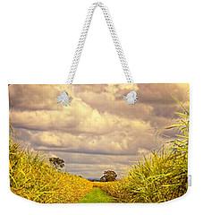 Cane Fields Weekender Tote Bag by Wallaroo Images