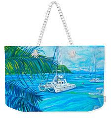 Cane Garden Bay Weekender Tote Bag