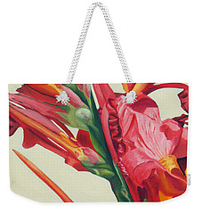 Canna Lily Weekender Tote Bag
