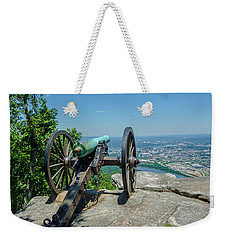 Cannon At Point Park Weekender Tote Bag