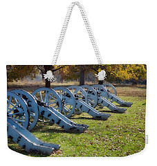 Canon Formation Weekender Tote Bag