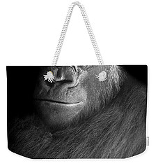 Can't Escape Weekender Tote Bag by Diana Angstadt