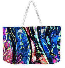 Canvas Of Contemporary Art Weekender Tote Bag