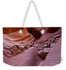 Canyon Rocks In Abundance  Weekender Tote Bag