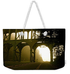 Cape Creek Bridge Weekender Tote Bag