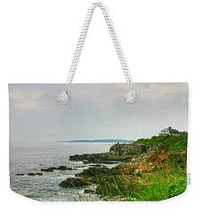 Cape Elizabeth Maine Weekender Tote Bag