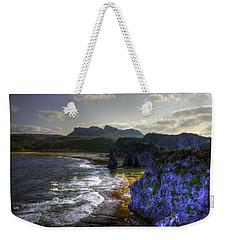 Cape Hedo Hdr Weekender Tote Bag