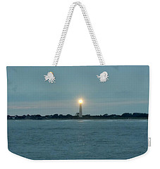 Cape May Beacon Weekender Tote Bag by Ed Sweeney