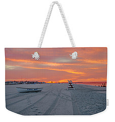 Cape May Seascape Weekender Tote Bag