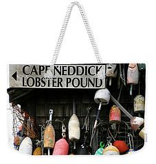 Cape Neddick Lobster Pound Weekender Tote Bag