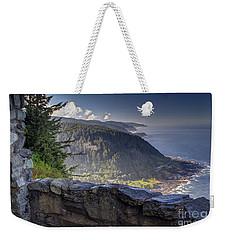 Cape Perpetua Lookout Weekender Tote Bag