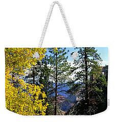 Cape Royal Grand Canyon Weekender Tote Bag