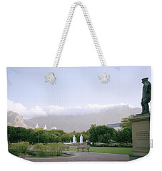 Cape Town Twilight Weekender Tote Bag by Shaun Higson