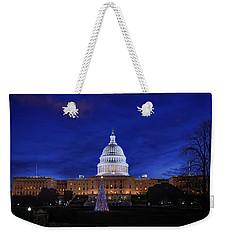 Capitol Christmas - 2013 Weekender Tote Bag