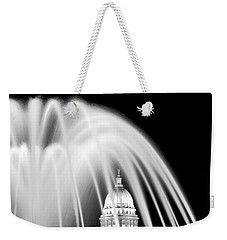 Capitol Fountain Weekender Tote Bag