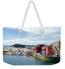 Capitola Begonia Festival Weekend Weekender Tote Bag by Amelia Racca
