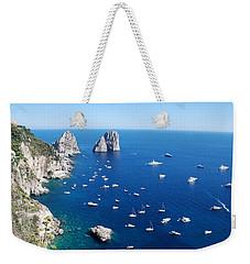 Capri  Weekender Tote Bag