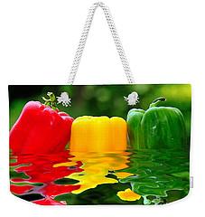 Capsicum Afloat Weekender Tote Bag
