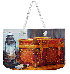 Capt. Murray's Chest Weekender Tote Bag