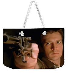 Captain Mal Weekender Tote Bag