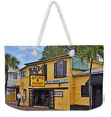 Captain Tony's Saloon Weekender Tote Bag