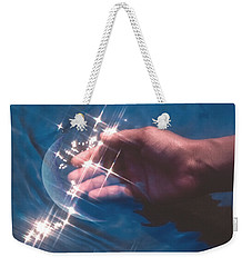 Weekender Tote Bag featuring the photograph Capture by Kellice Swaggerty