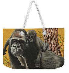 Captured Bernigie Weekender Tote Bag by Jeanne Fischer