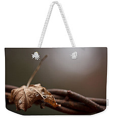 Captured Weekender Tote Bag by Shane Holsclaw